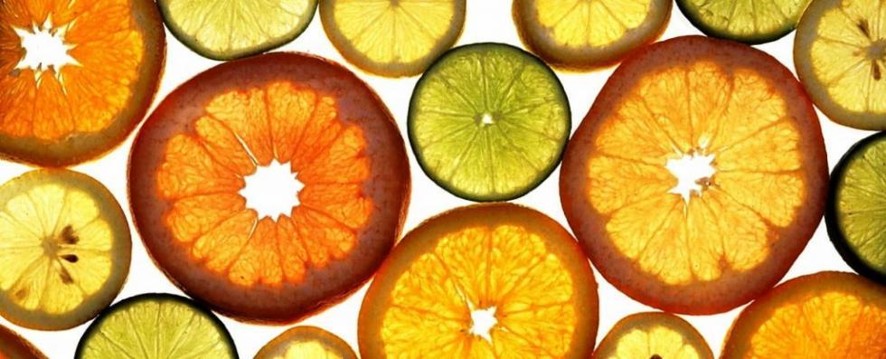 agrumi e frutta per il Detox
