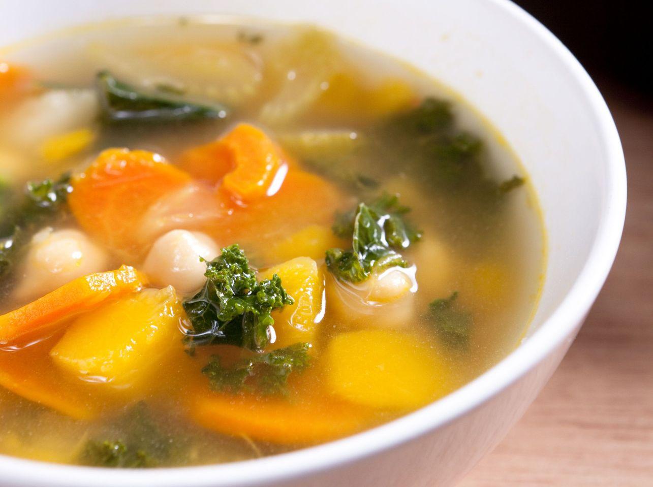 Saranno le zuppe della nonna il nuovo trend salutista?