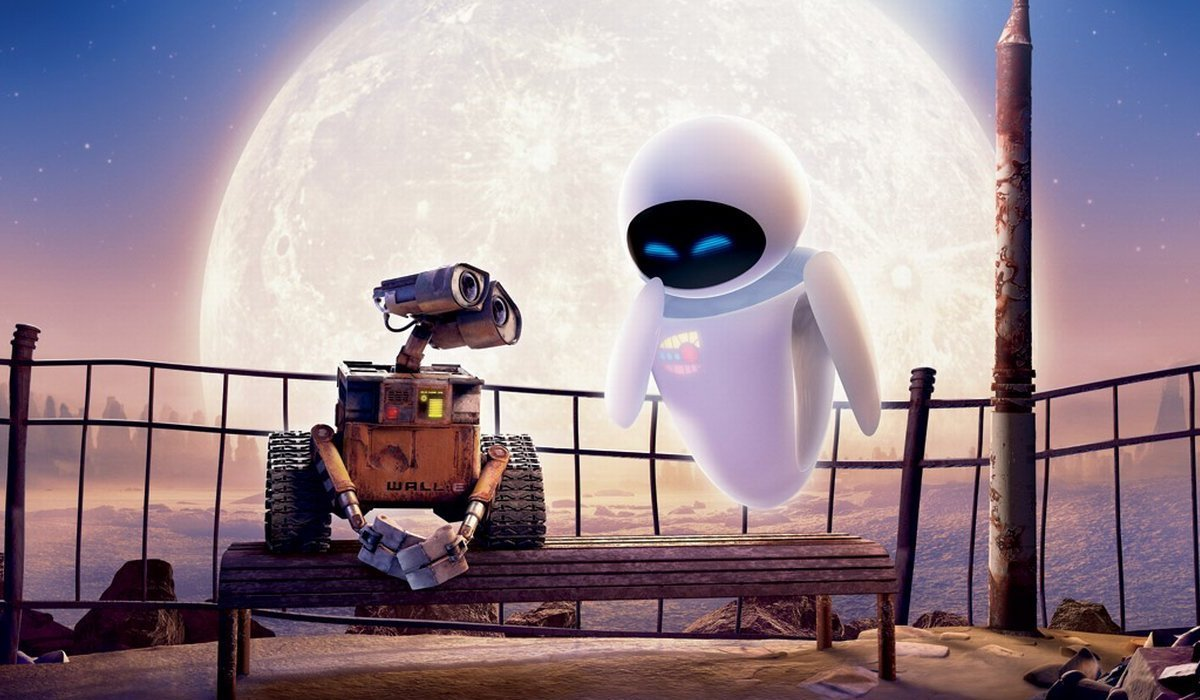 Wall-E movie Lovotica