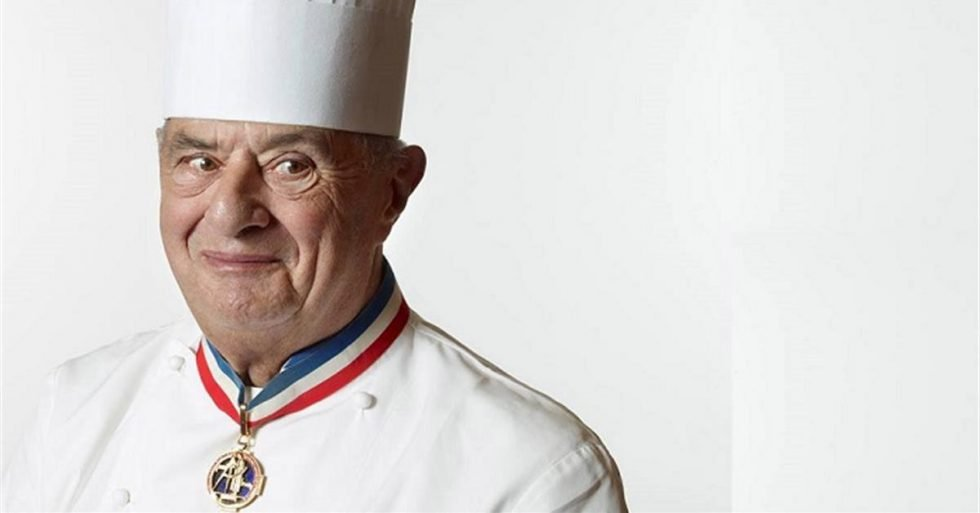 Lo chef Paul Bocuse ci ha lasciati