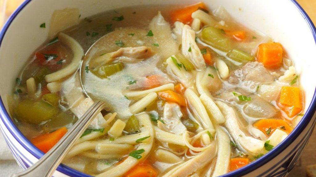 zuppa della nonna minestrone