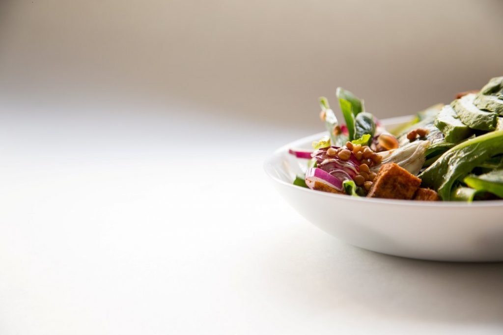 piatto di proteine verdura e frutta, Metodo IMPERIAL