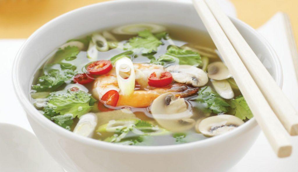 zuppa della nonna orientale