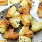 Montagnine un cuore di patata