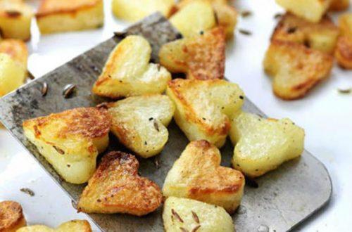 cuoricini di patate Montagnine