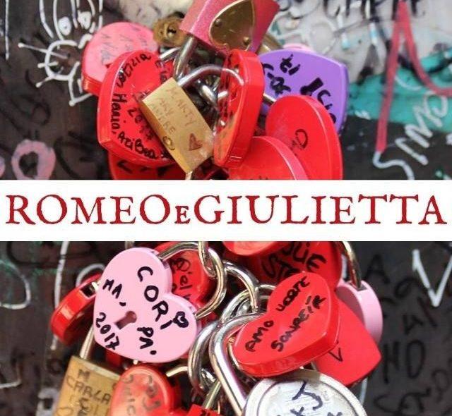 Wall of love tutti Romeo e Giulietta a San Valentino