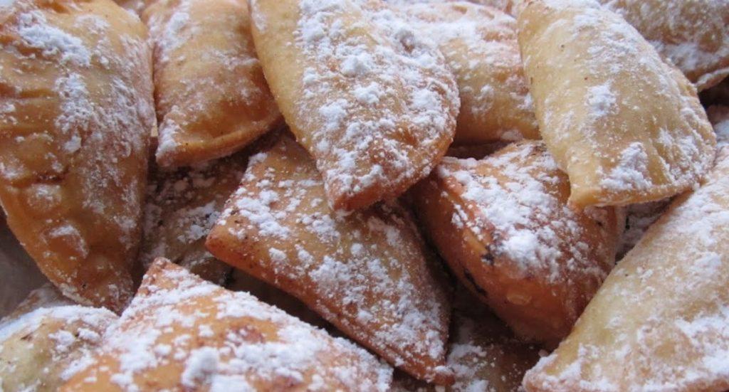 tortellini fritti di carnevale