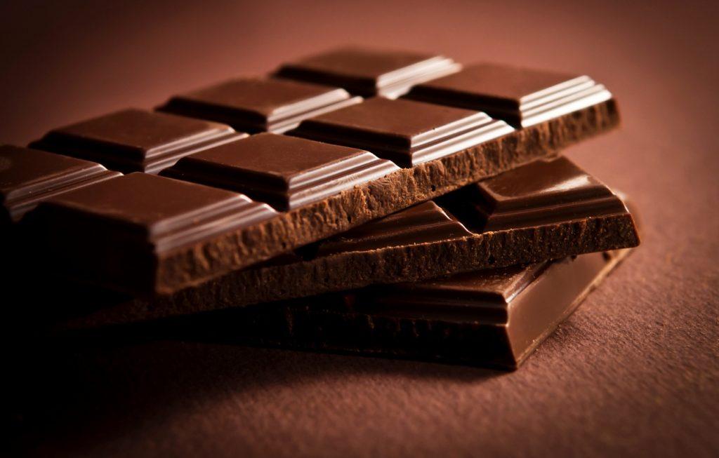 cioccolato in tavolette