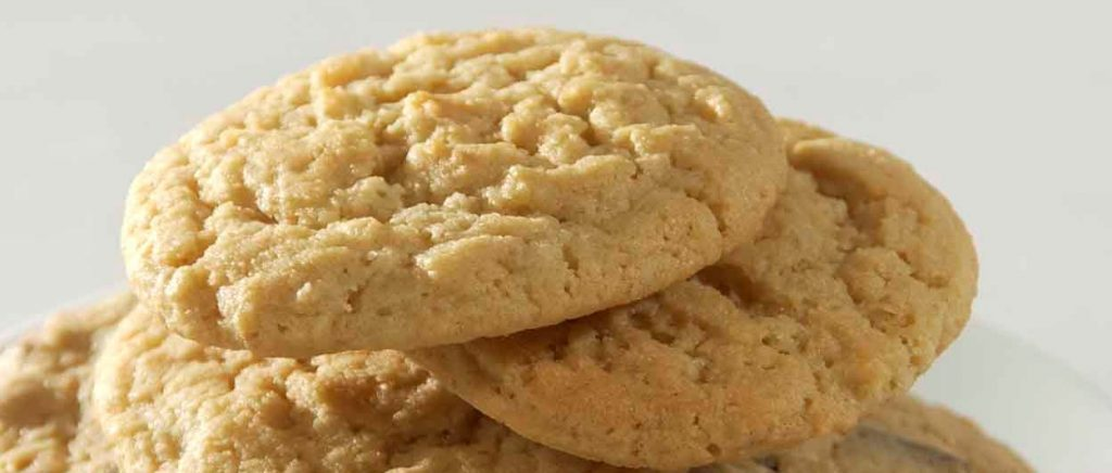 biscotti di farina di canapa