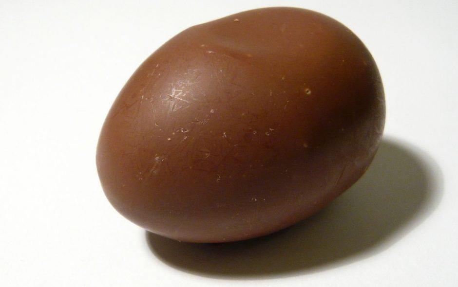 Cioccolato e uova, un matrimonio che si doveva fare.