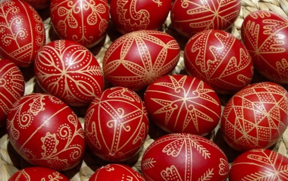 Le Uova di Pasqua? Tutta colpa dei Persiani.