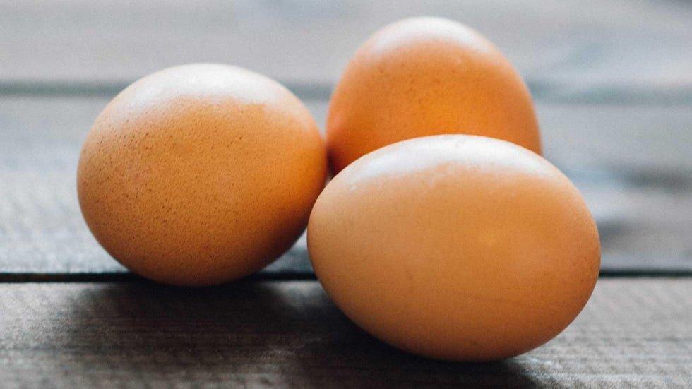 Viene dal Medio-Oriente la tradizione di scambiare uova in regalo