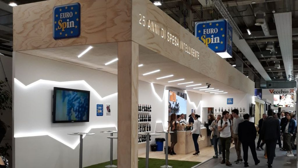 stand Eurospin Vinitaly