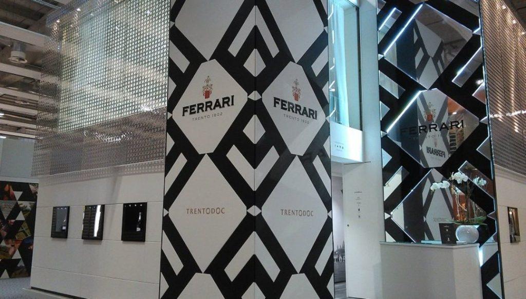 stand Ferrari a Vinitaly