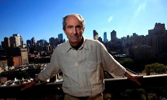 Scomparso Philip Roth il gigante della letteratura americana