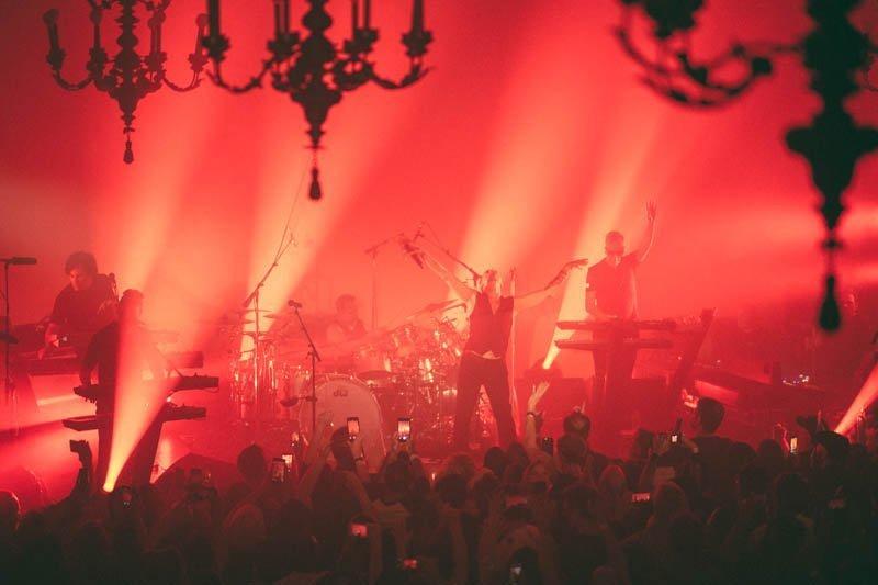 entertainment California Depeche Mode