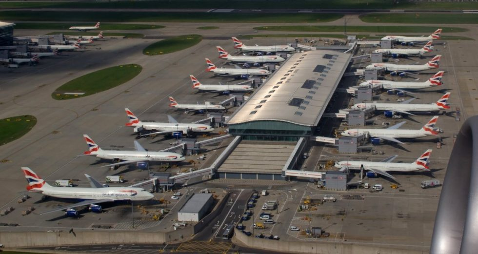 Heathrow, airport babilonia in Brexit