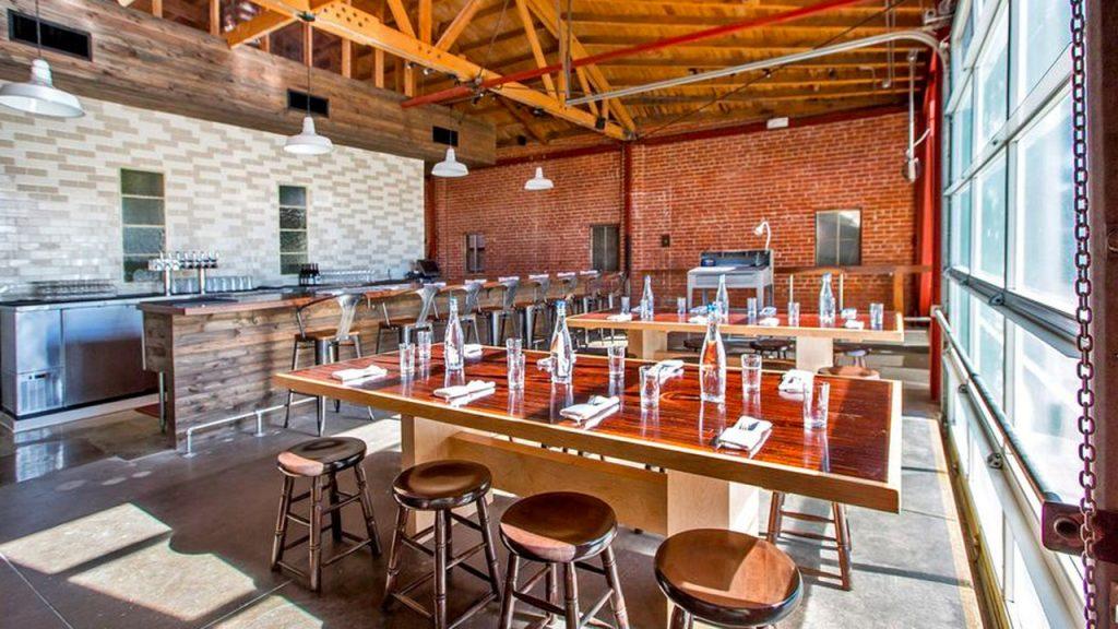 Eagle Rock Brewery interno