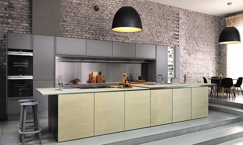 Le linee essenziali delle nuove cucine