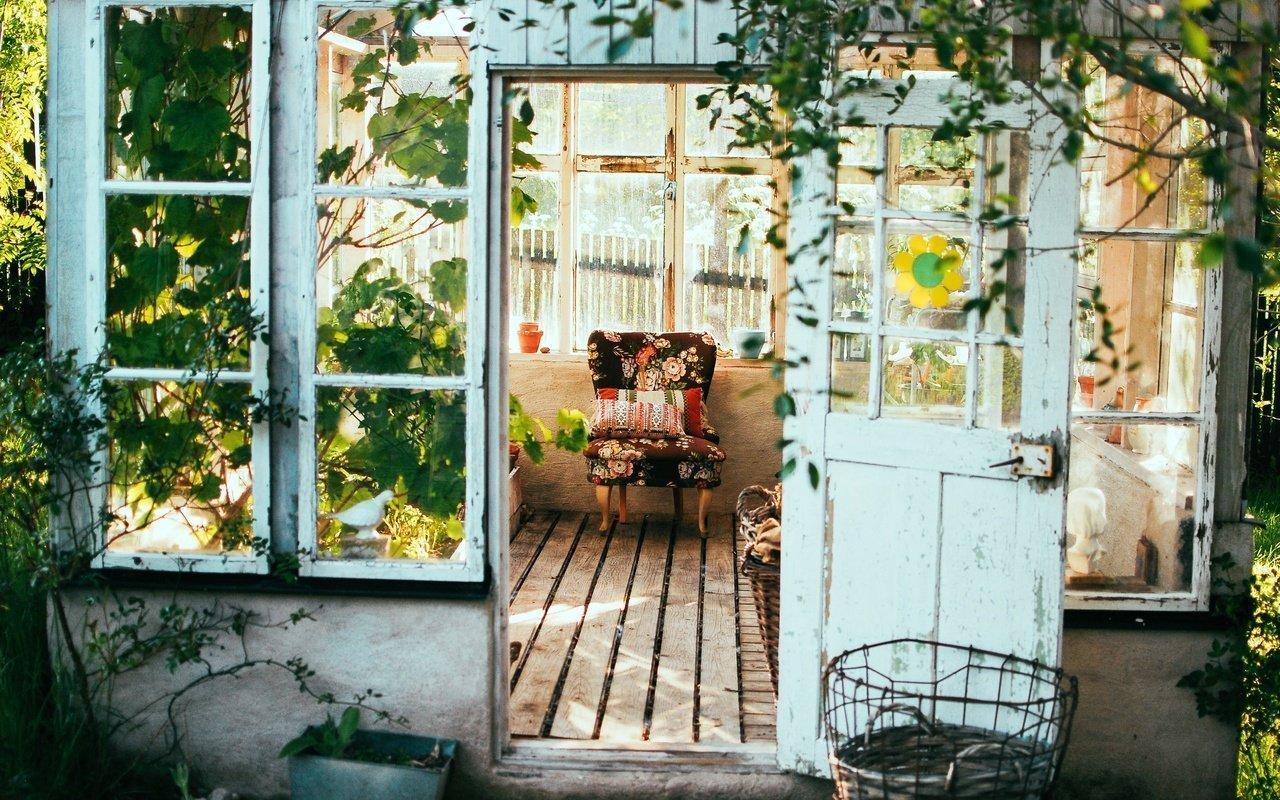 Giardino 2, la vera oasi personale