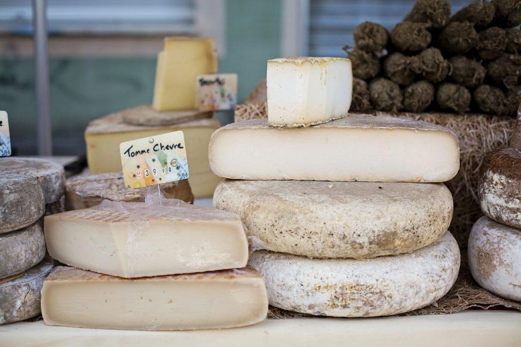 formaggi di nicchia rarissimi dopo Brexit