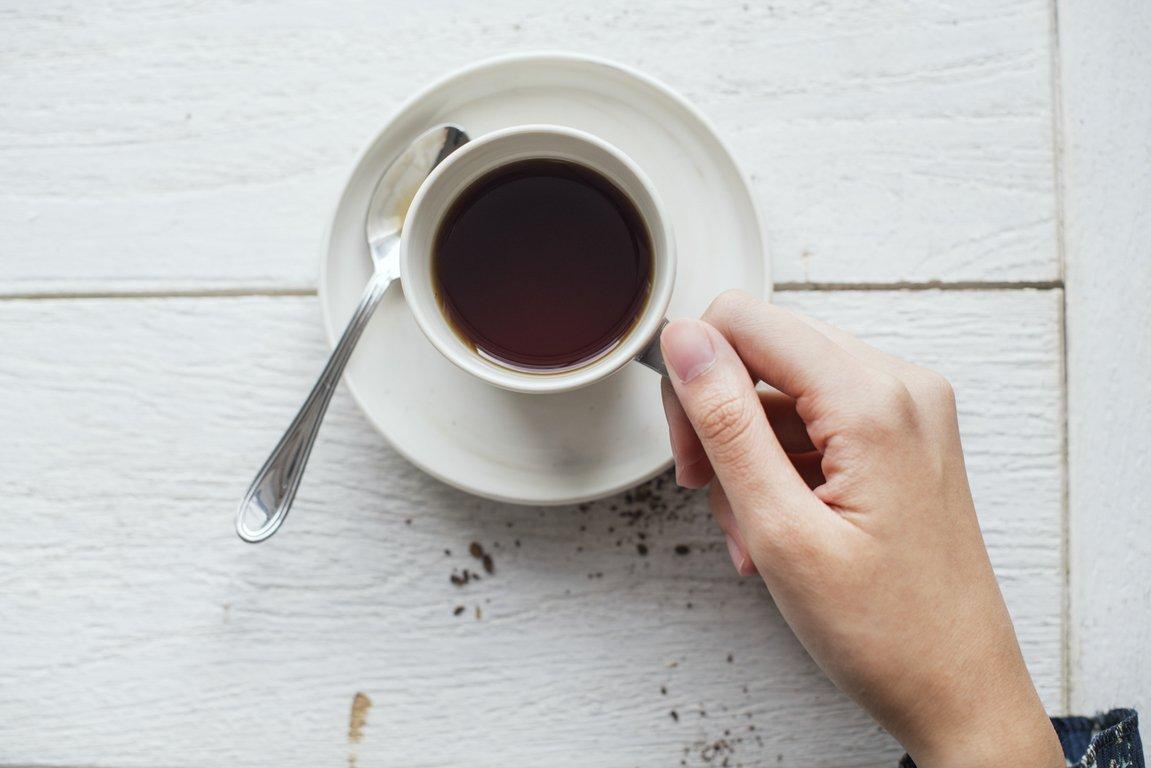 Niente mal di testa col caffè