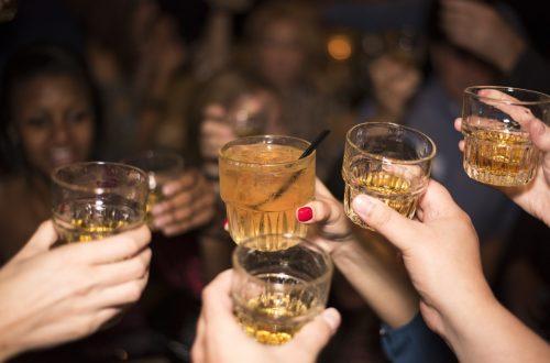 Troppi morti per consumo di alcool.