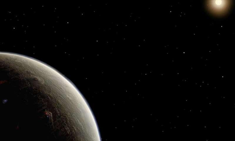 vulcano il pianeta di Spock
