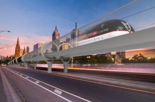 Solo 40 giorni alla rivoluzione dei viaggi Hyperloop