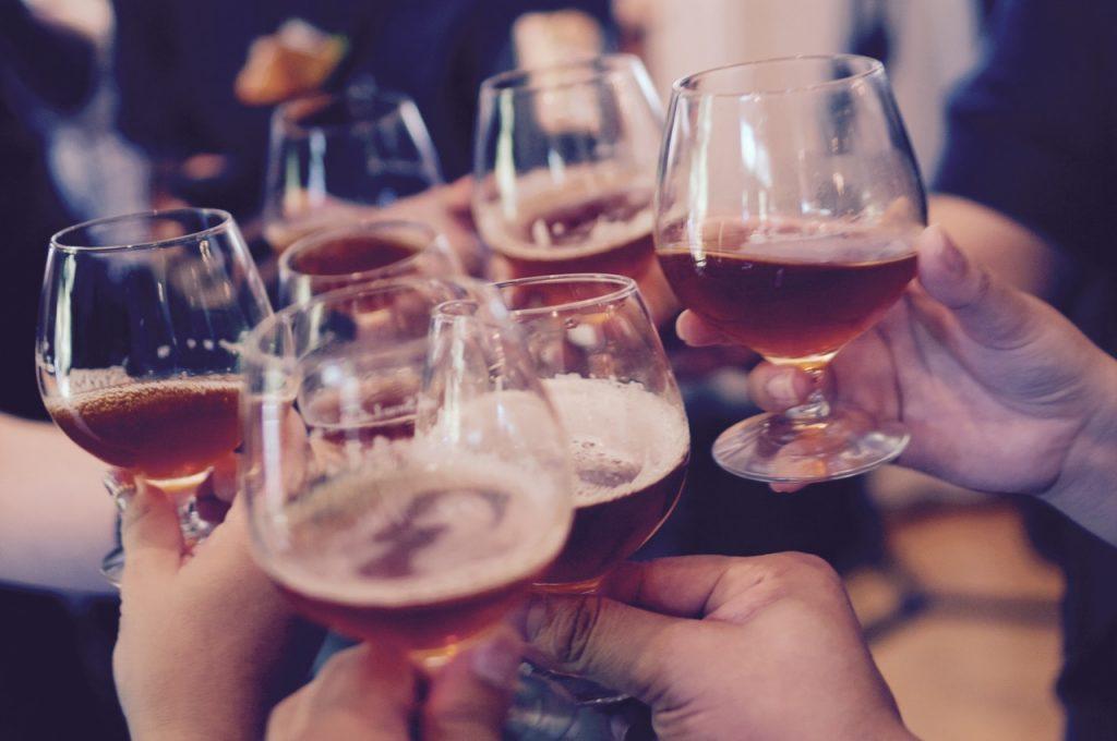 aumentano i non bevitori