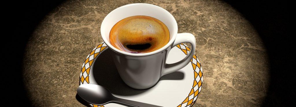 tazza di caffè per la giornata internazionale