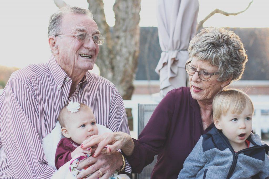 I nonni un vero tesoro