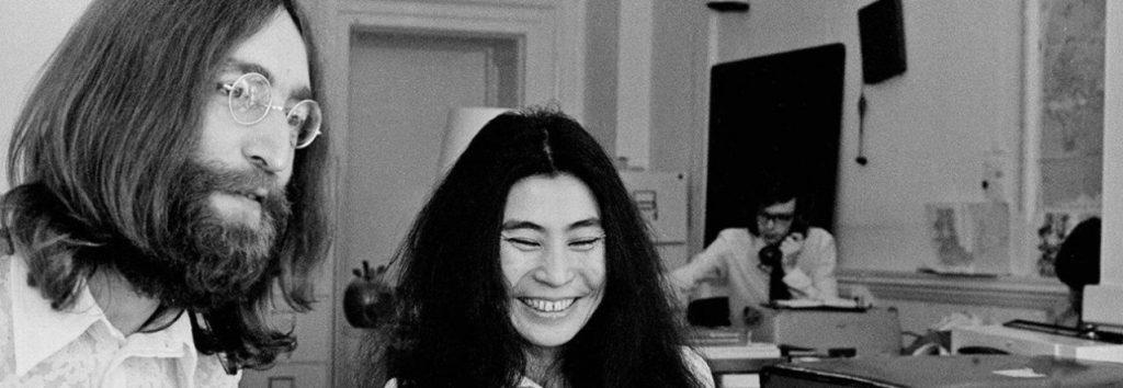 John e Yoko il fascino di Imagine