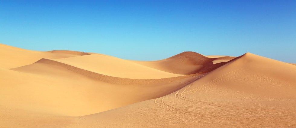 deserto riscaldamento globale