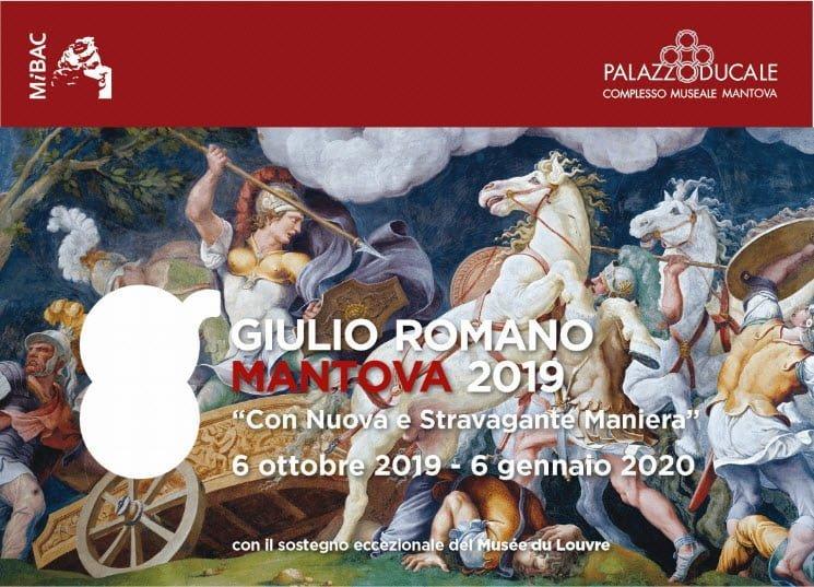 Imperdibile Giulio Romano a Mantova