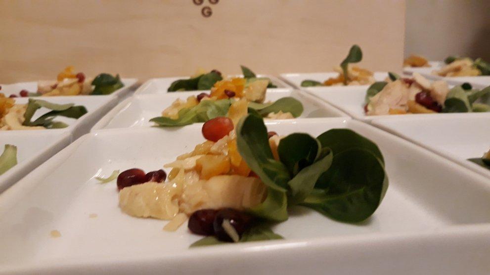 insalata di pollo dei Gonzaga