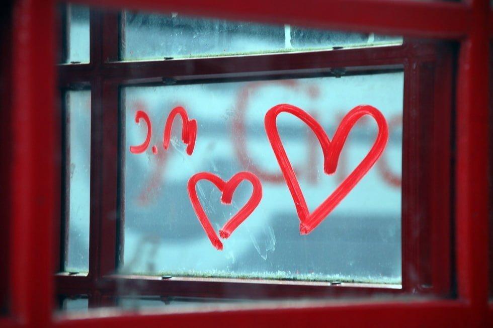 Ovunque e comunque buon San Valentino