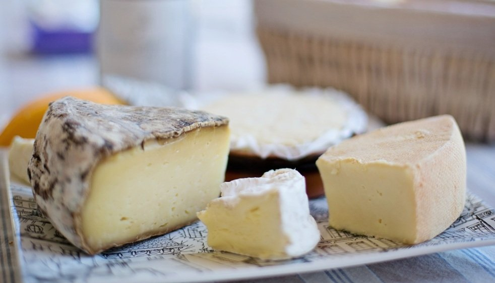 Il formaggio allunga la vita