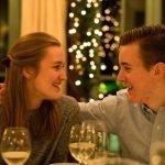 Cena di primo appuntamento o San Valentino