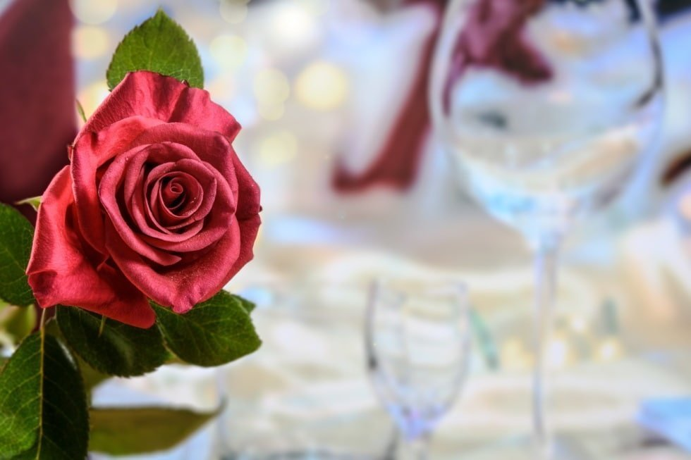 cenetta romantica per san valentino