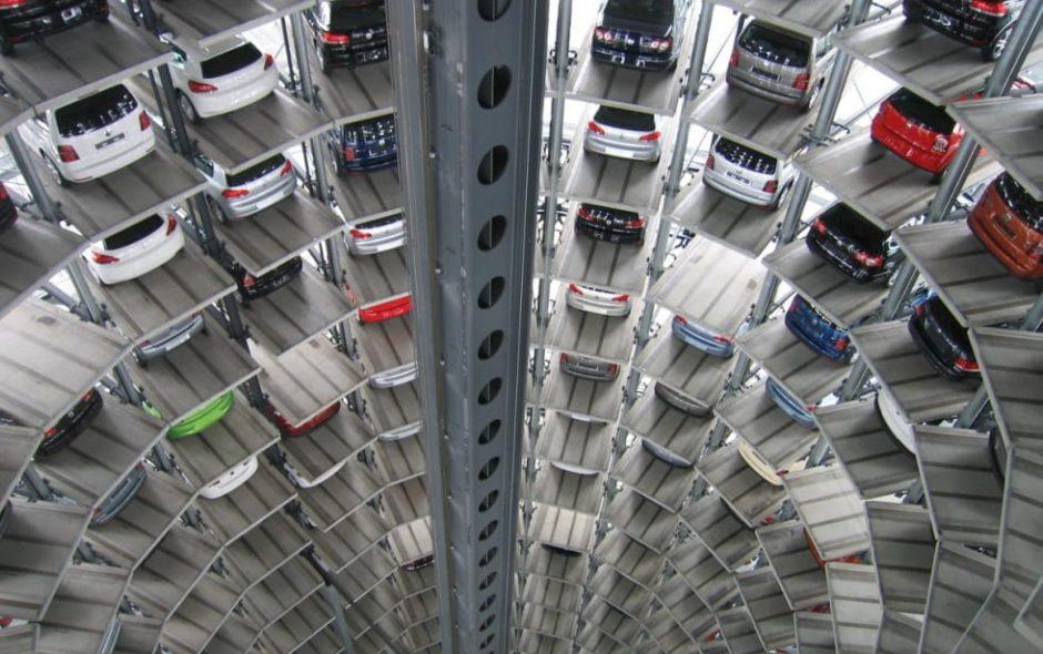 Il giorno in cui non penseremo più al parcheggio