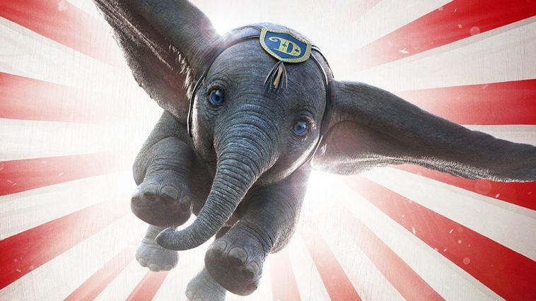 Dumbo ovvero come ho salvato la Disney