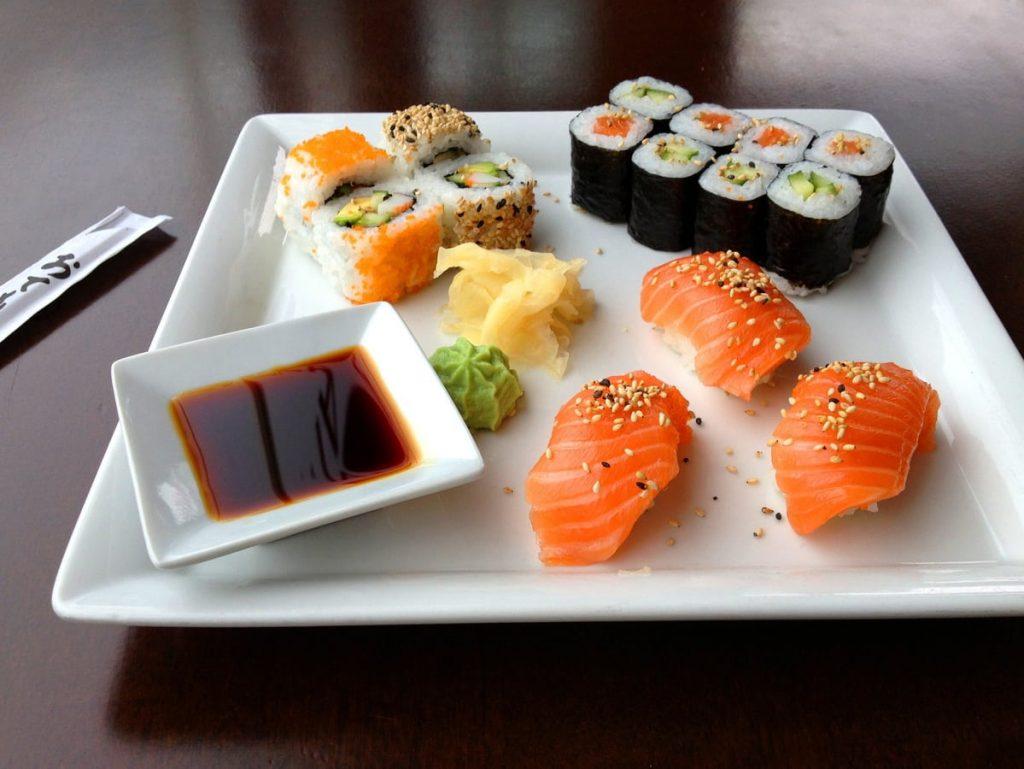 insetti saranno il nostro nuovo sushi