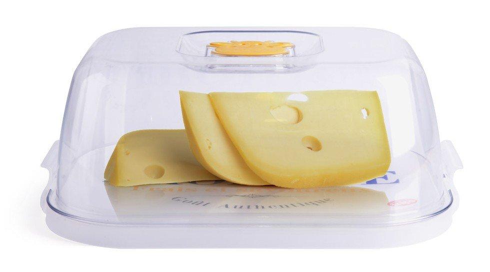per un buon formaggio mettete un altoparlante in frigo