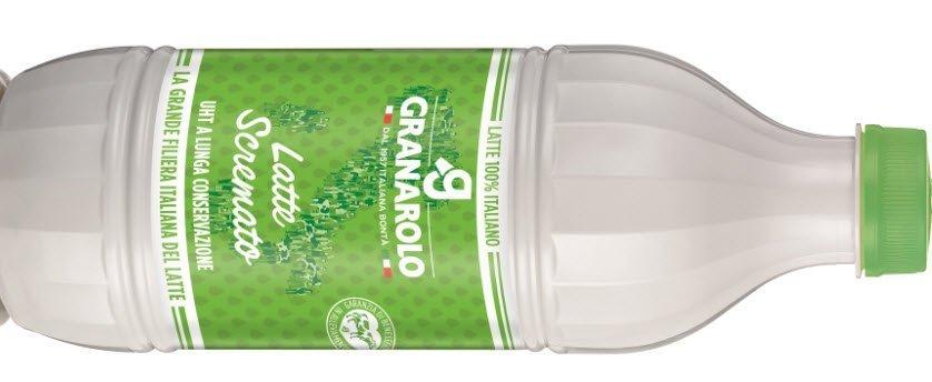 bottiglie plastica esempio economia circolare