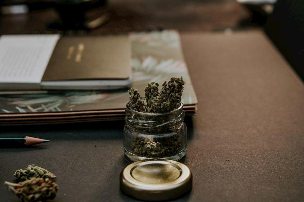 cannabis e fame chimica