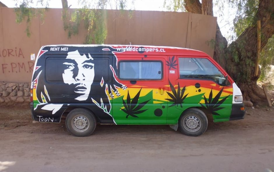 marijuana e fame chimica
