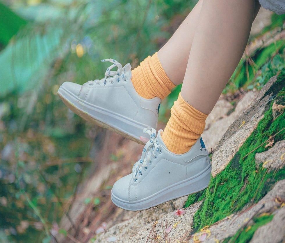 scarpe è cambiato lo status symbol