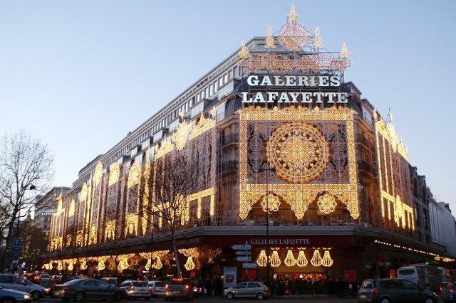 Eataly apre a Parigi alle Galeries Lafayette