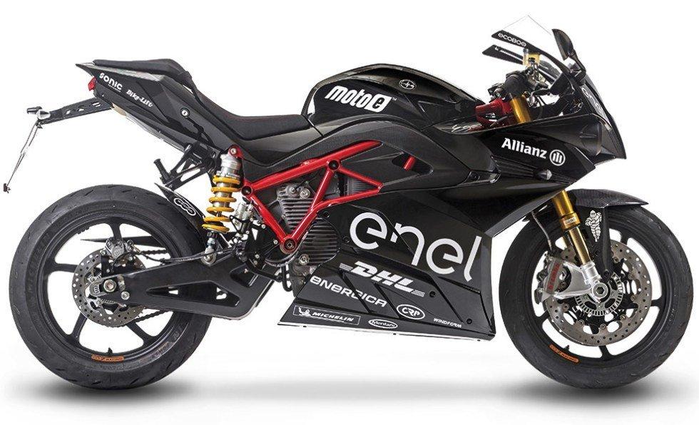 Moto elettriche con prestazioni super